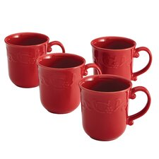 Signature Spiceberry Mug (Set of 4)