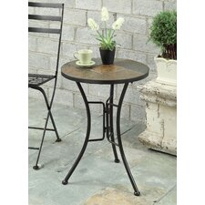 Slate Round Top Coffee Table
