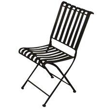 Metal Folding Side Chair (Set of 2)