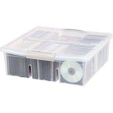 Large Media Storage Box