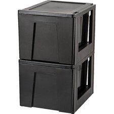 Stacking File Storage Drawer