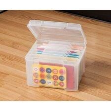 Greeting Card Storage Box
