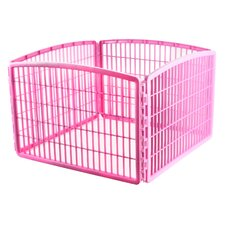 Indoor/Outdoor Plastic Pet Pen