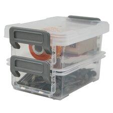 Layered Latching Box (Set of 4)