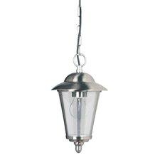 Nina 1 Light Outdoor Hanging Lantern