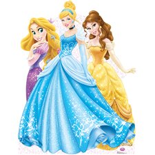 Disney Princesses Group Cardboard Stand-Up