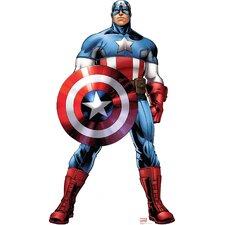 Captain America - Avengers Assemble Cardboard Standup