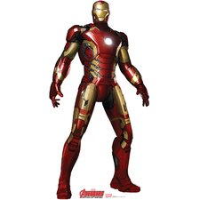 Avengers Age of Ultron Iron Man Cardboard Standup
