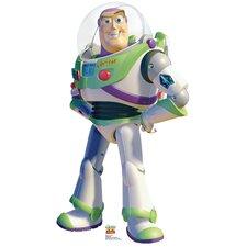 Disney Buzz Lightyear Toy Story Cardboard Stand Up