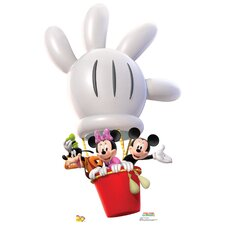 Disney Mickey Balloon Ride Stand-Up