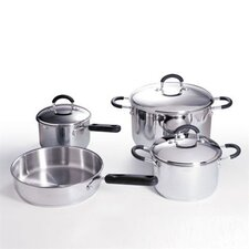 7 Piece Commercial Cookware Set