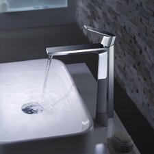 Exquisite Single Handle Vessel Faucet