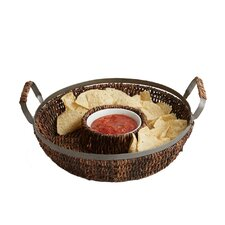 Caribbean  Accents Chip & Dip