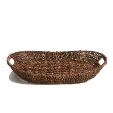 Caribbean  Accents Oval Serving Tray