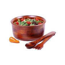 Salad With Style 3 Piece Salad Bowl Set