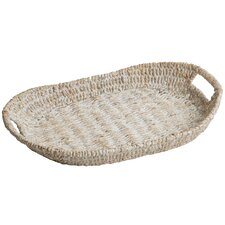 Carribbean Accents Oval Tray