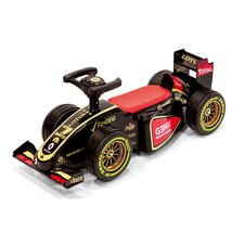 Lotus F1 Foot-to-Floor Ride on Car