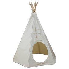 Powwow Lodge Round Door Teepee