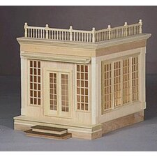 New Concept Additions and Porches Dollhouse Foxhall Conservatory