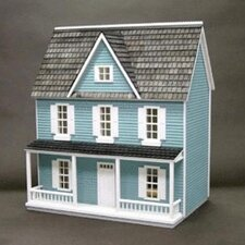 Half-Inch Scale Farmhouse