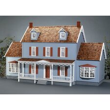 New Concept Dollhouse Kits Shelburne Dollhouse