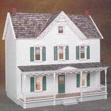 New Concept Dollhouse Kits Vermont Farmhouse Dollhouse
