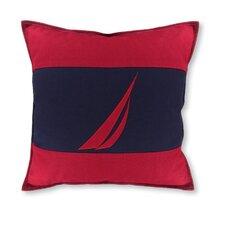 """J Class 18"""" Crew Decorative Throw Pillow"""