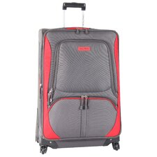 """Downhaul 28"""" Expandable Spinner Suitcase"""