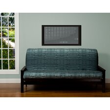 Interweave Zipper Futon Slipcover