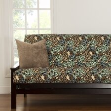 Pressed Leaf Full Futon Cover