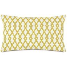 McQueen Lattice Lumbar Pillow