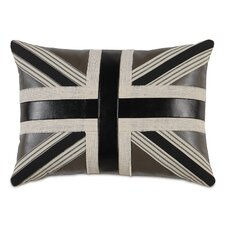 Passport Union Jack Lumbar Pillow