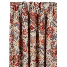 Corinne Drapery Rod Pocket Single Curtain Panel