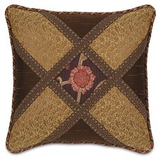 Hayworth Diamond Collage Throw Pillow