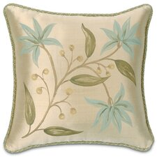 Winslet Hand-Painted Throw Pillow