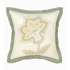 Southport Hand-Painted Southport Throw Pillow