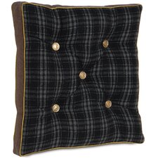MacCallum Grainger Boxed and Tufted Throw Pillow