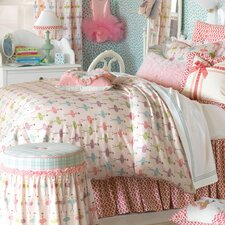 Matilda Polyester Hand-Tacked Comforter
