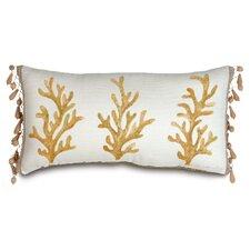 Antigua Hand-Painted Lumbar Pillow