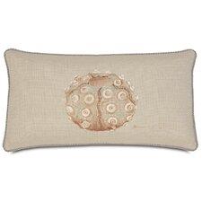 Avila Hand-Painted Sea Urchin Lumbar Pillow