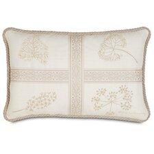 Brookfield Hand-Painted Lumbar Pillow