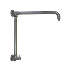 """Vertical Riser with 17"""" Shower Arm and Built in Diverter"""