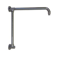 """Vertical Riser with 17"""" Shower Arm"""