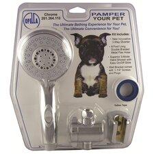 Pamper Your Pet Hand Shower