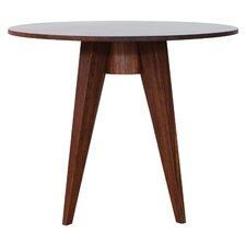 Primula Round Table in Caramelized Finish