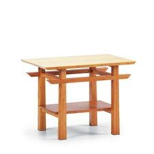Lotus Bamboo End Table