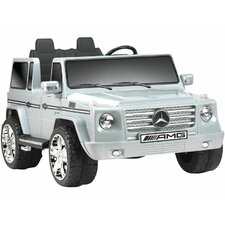 Mercedes Benz G55 12V Battery Powered Jeep