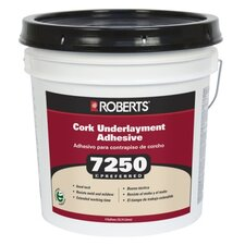 Roberts 4-Gal. Pail Of Pro Grade Cork Underlayment Adhesive