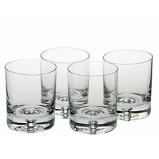 Distiller Taylor Double Old Fashioned Glass (Set of 4)
