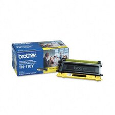 Tn110Y 1500 Page-Yield Toner
